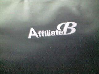 アフィリエイトカンファレンスアフィリエイトB紙袋