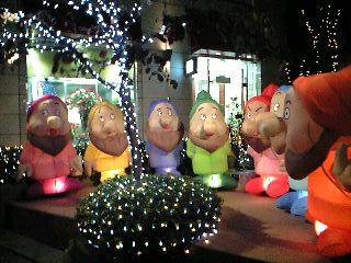 東京クリスマスイルミネーション2007@広尾その1