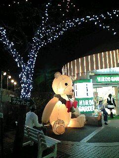 東京クリスマスイルミネーション2007@広尾その3