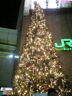 東京クリスマスイルミネーション2007@恵比寿