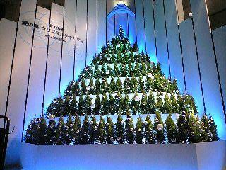 東京クリスマスイルミネーション2007@銀座ソニービル