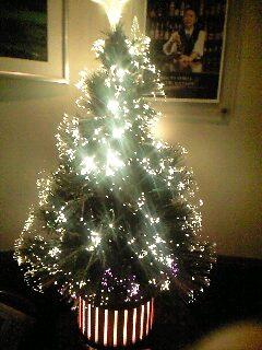 東京クリスマスイルミネーション2007@青山BAR_TopNoteクリスマスツリー
