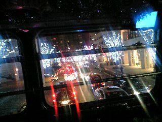 東京クリスマスイルミネーション2007@六本木ヒルズけやき坂イルミネーション