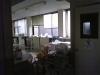 診察室入口から見た診察室全景
