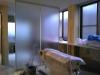 改装工事中のメインケア室