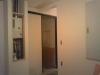 キッズルーム出口と診療室入口