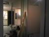 レントゲン室前から見た診察室全景
