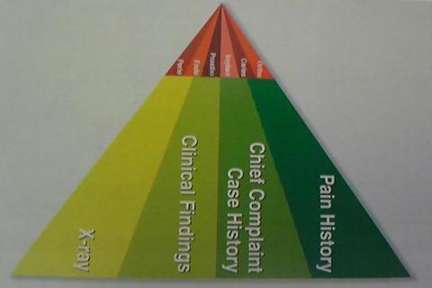 歯科医療のピラミッド - 宮下裕志先生