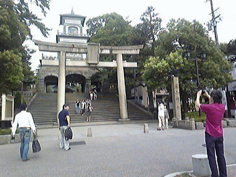 尾山神社 金沢観光