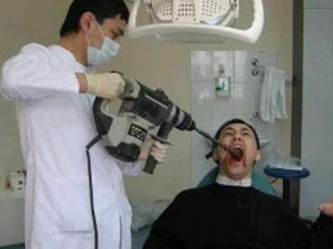 ありえない歯科診療