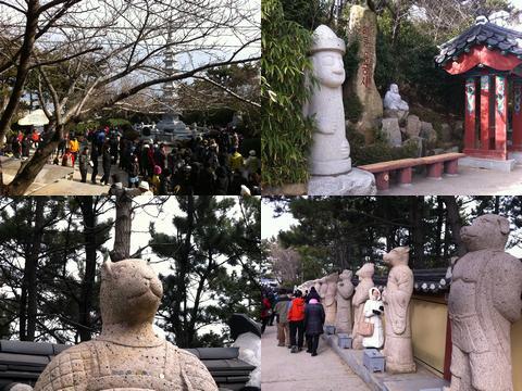 釜山 プサン視察 竜宮寺