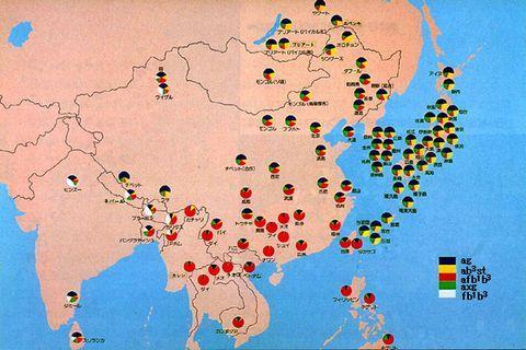 日本人の祖先