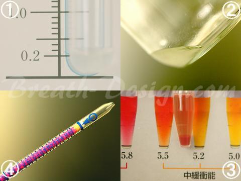 理化学的口臭検査