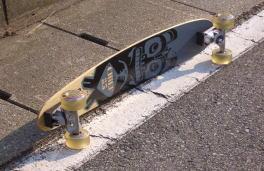 インディアナスケートボード