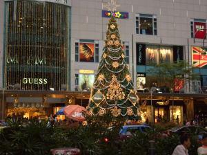 シンガポール・クリスマス1