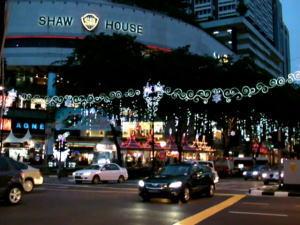 シンガポール散策1