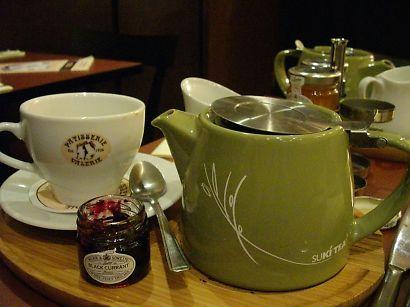 紅茶タイム