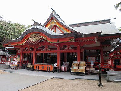 青島神社4