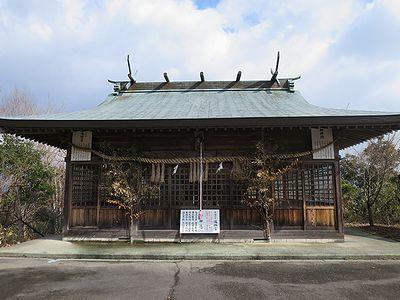 中畑神社1