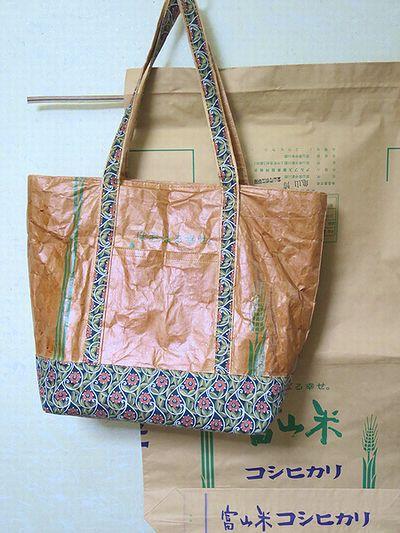 紙袋バッグ4