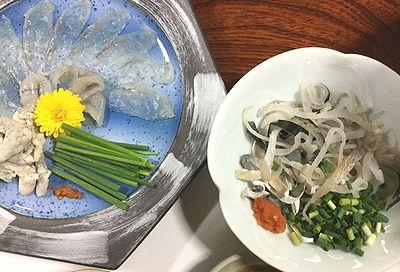 ふぐコース料理2