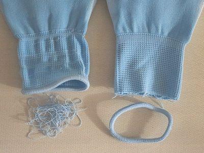 キルティング用手袋3