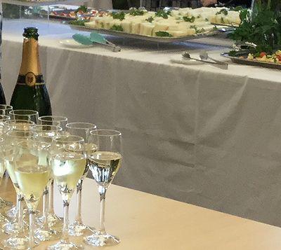 日本ヴォーグ社 忘年会感謝パーティー2018