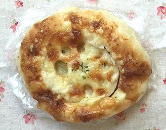 レンコンのパン