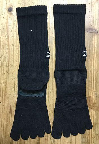 ミズノのウォーキング用靴下2