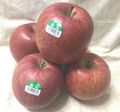 蒸しリンゴ1