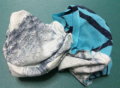 浴衣襟からの巾着10