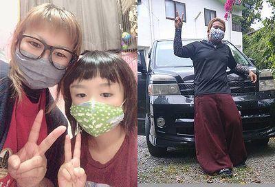沖縄にマスク4