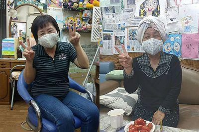 沖縄にマスク7