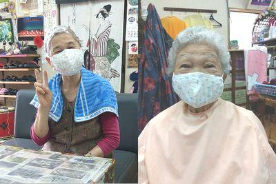 沖縄にマスク8