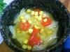 トマトとスープに