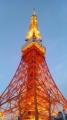 東京タワー☆夕