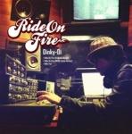 Ride On Fire ジャケット