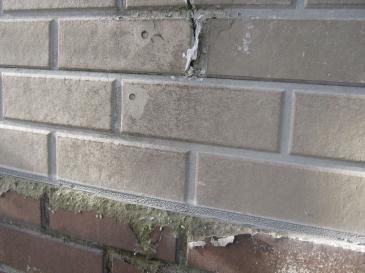 鶴ヶ島市 築17年26坪:劣化したサイディング