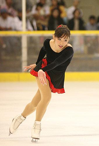 安藤美姫のインタビュー記事と写真集