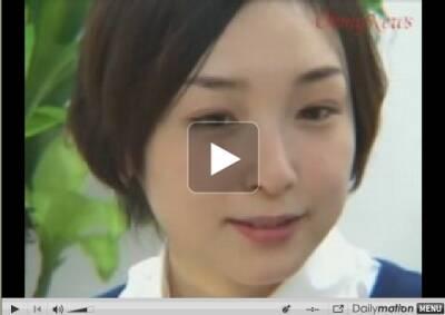 【2008/4/6】 加護亜依復帰インタビュー