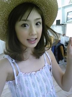 【芸能】「こりん星」を卒業した小倉優子、髪もバッサリ切る 髪もキャラも心機一転(画像あり)