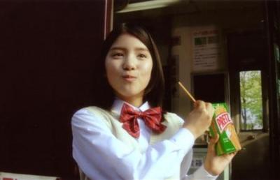 【うみか】川島海荷(16)がグリコ『プリッツ』のCMに 『カルピス』にも出演、その愛らしさと清らかさに食品業界注目(画像あり)