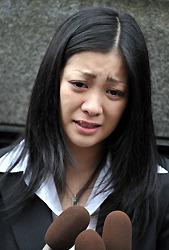 【芸能】元タレント・小向美奈子容疑者(25)に覚醒剤取締法違反容疑で逮捕状 現在執行猶予期間中 2年ぶり2回目