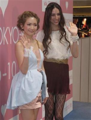 【芸能】離婚協議中の紗栄子、1人子育てを語る・・・「mama fesラブズ ららぽーとTOKYO-BAY」