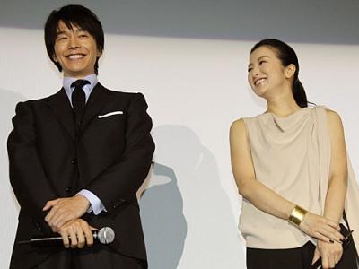 【芸能】鈴木京香が、ドラマ「セカンドバージン」で年下の恋人役を演じた俳優長谷川博己と交際中