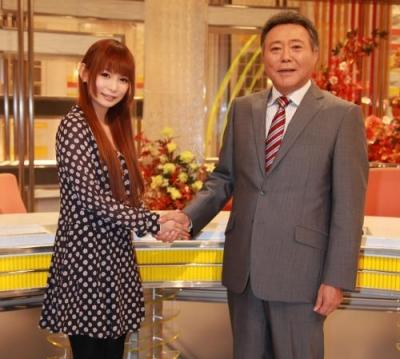 【テレビ】しょこたん語は封印 中川翔子が「とくダネ!」コメンテーターに就任