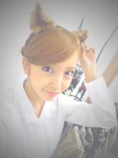 【AKB48】ともちんこと板野友美のネコ耳写真「可愛すぎて失神しそう」の声