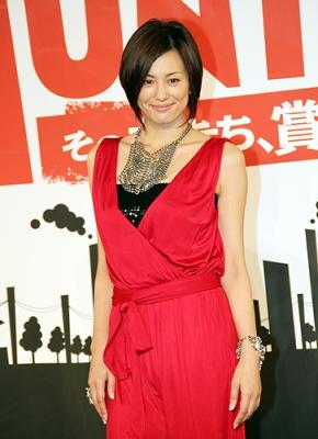 【ドラマ視聴率】米倉涼子主演の「HUNTER〜その女たち、賞金稼ぎ〜」、初回の視聴率は9.8%