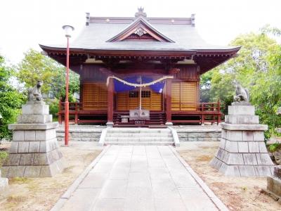 石毛稲荷神社?