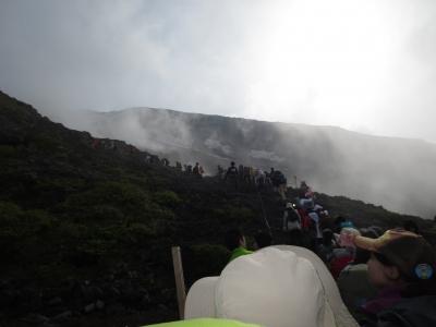 富士山神界が開く